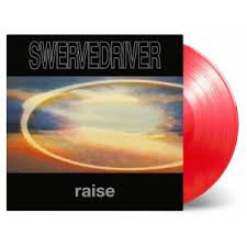 NEW - Swerve Driver, Raise (Red Vinyl)