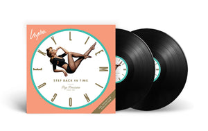 NEW - Kylie Minogue, Step Back in Time 2LP