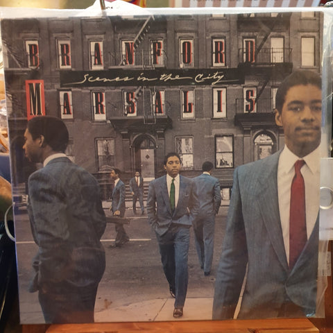 Branford Marsalis, Scenes in the City LP (2nd Hand)