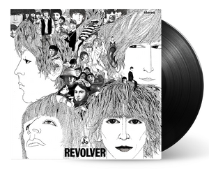 Beatles (The), Revolver 180gm Euro Press