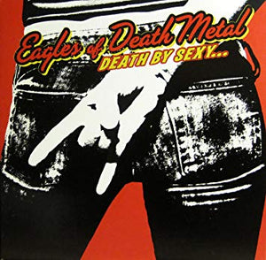 NEW (Euro) - Eagles of Death Metal, Death By Sexy Ltd Ed LP