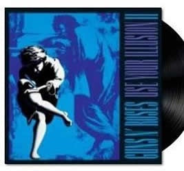 *NEW - Guns N Roses, Use Your Illusion II 2LP