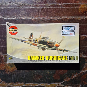 Airfix Hawker Hurricane MK1 Model