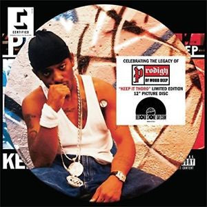 NEW - Prodigy, Keep it Thoro Picture Disc