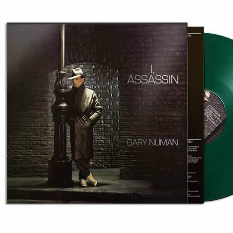NEW - Gary Numan, I, Assassin Green LP