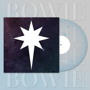 NEW - David Bowie, No Plan EP Ltd Clear Blue