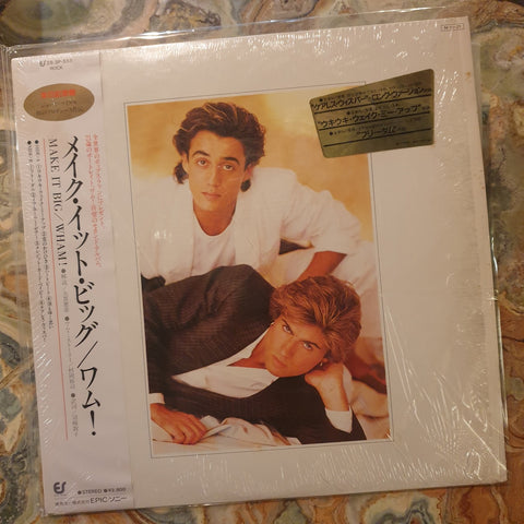 Wham. Make it Big (Japan) LP (2nd Hand)