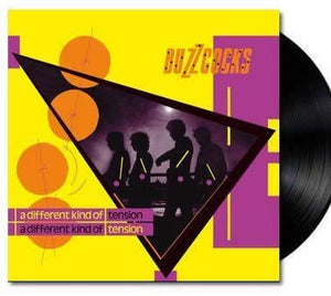 NEW - Buzzcocks, A Different Kind Of Tension LP
