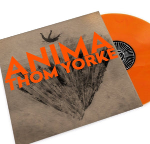 NEW - Thom Yorke, Anima (Orange) 2LP