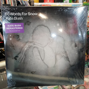 NEW - Kate Bush, 50 Words for Snow Vinyl