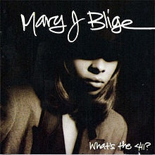 NEW (Euro) - Mary J Blige, Whats the 411 - 2LP