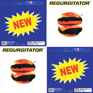 NEW - Regurgitator, Regurgitator / New EP