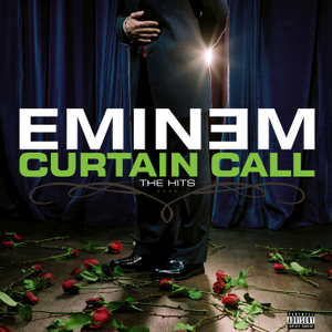 NEW - Eminem, Curtain Call
