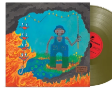 NEW - King Gizzard & The Lizard Wizard, Fishing For Fishies (Landfill Coloured) LP