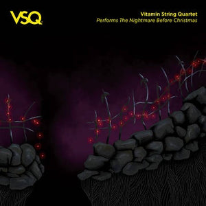 NEW - Vitamin String Quartet, The Nightmare Before Christmas LP