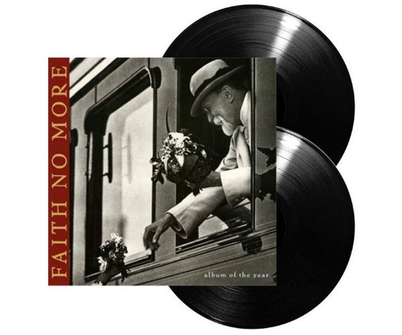 NEW - Faith No More, Album of the Year 2016 180gm Remaster 2LP