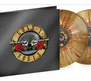NEW - Guns and Roses, Greatest Hits Coloured 2LP