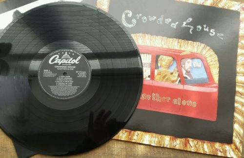 Crowded House, Together Alone 180gm Euro Press