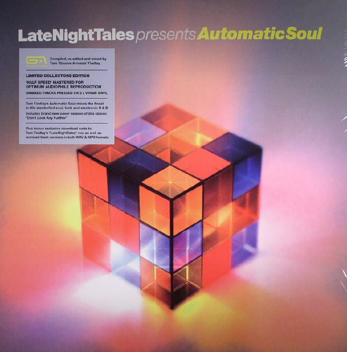 NEW - Groove Armada, Light Night Tales 3 LP