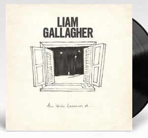 NEW - Liam Gallagher, All You're Dreaming Of LP