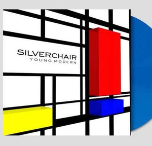 NEW - Silverchair, Young Modern (Blue) LP