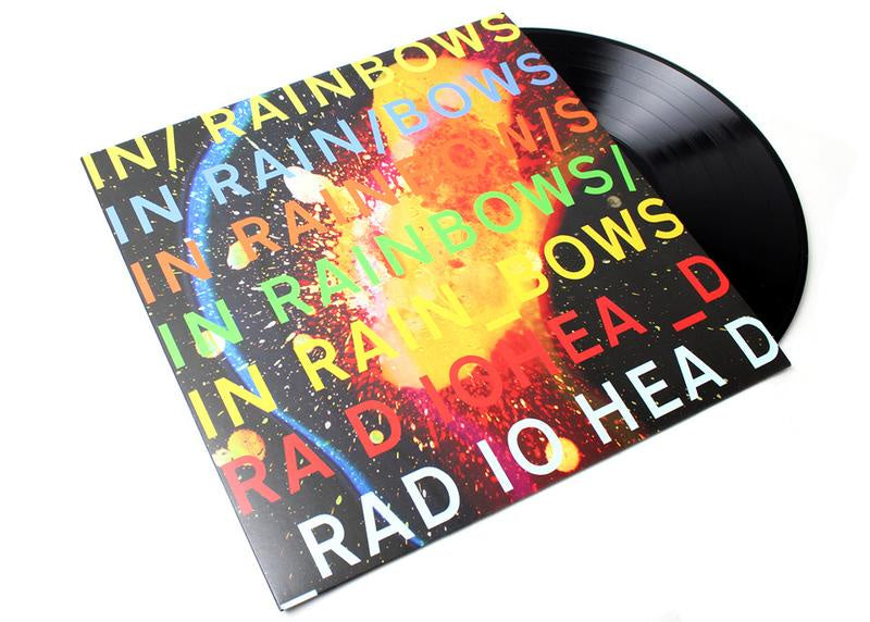 Radiohead, In Rainbows 180gm Pressing