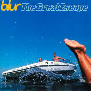 NEW - Blur, The Great Escape 180gm 2LP