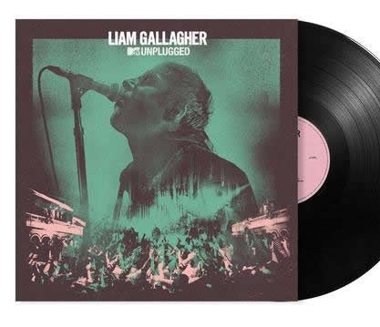 NEW - Liam Gallagher, MTV Unplugged LP