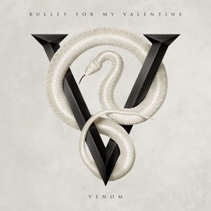 NEW - Bullet for My Valentine, Venom Vinyl