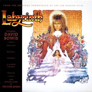 NEW - David Bowie, Labyrinth OST LP