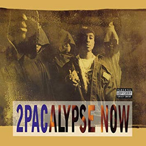 NEW (Euro) - 2PAC, 2pacalpse Now 2LP