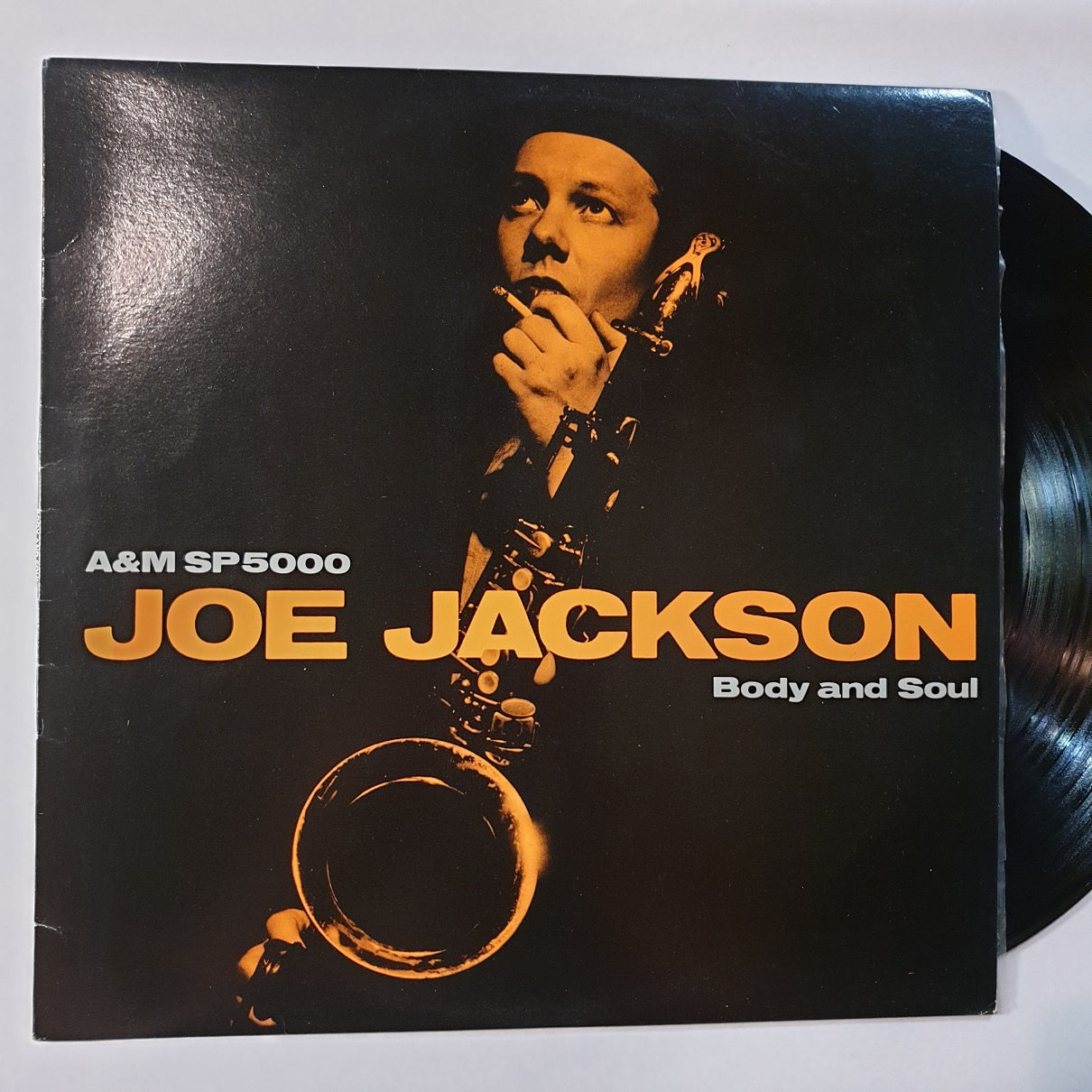 Joe Jackson, Body and Soul LP (2nd Hand)
