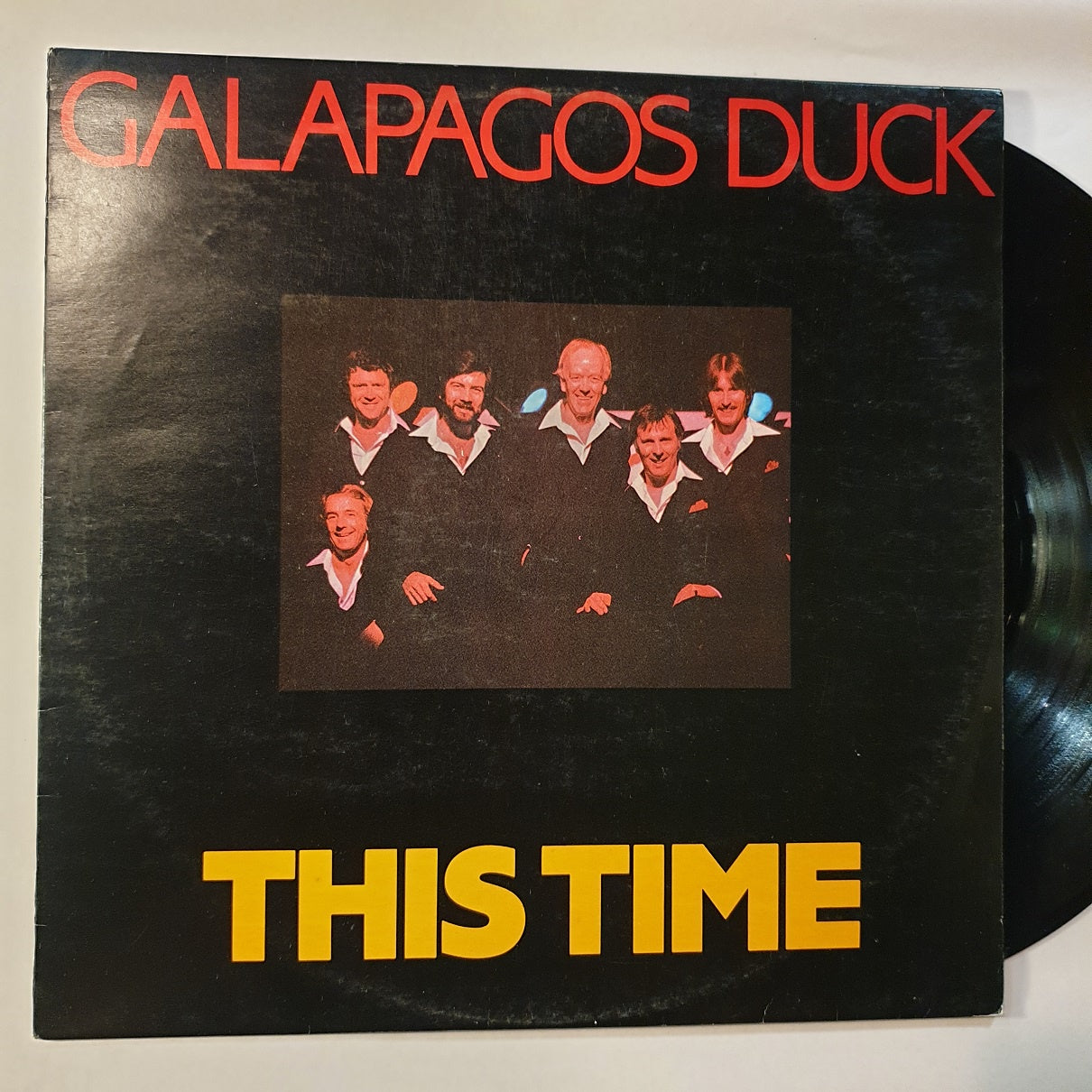 Galapagos Duck, This Time LP (2nd Hand)