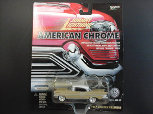 American Chrome 1957 Lincoln Premiere