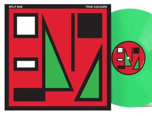 NEW - Split Enz, True Colours Green LP