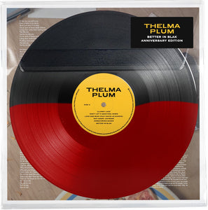 "NEW - Thelma Plum, Better in Blak (Ltd Ed 1st Nations) Vinyl DUE: 23rd Oct 2020 (MDC) ""DELAYED"""