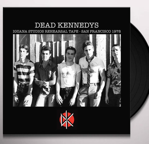 NEW - Dead Kennedys, Iguana Studios Rehearsal Sessions LP