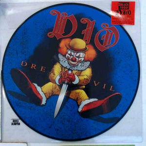 NEW - Dio, Dream Evil Live '87 RSD BF Pic Disc