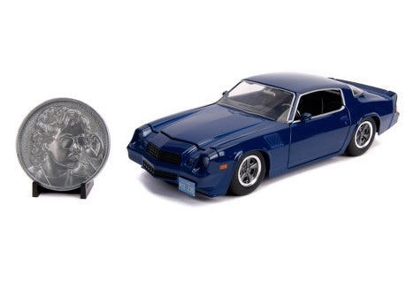 Stranger Things - 1979 Chevy Camaro Z28 1:24 Scale Diecast Car