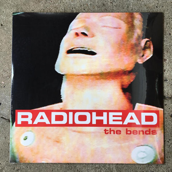 NEW - Radiohead, The Bends LP