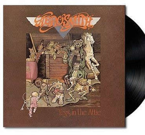 *NEW - AeroSmith, Toys in Attic LP