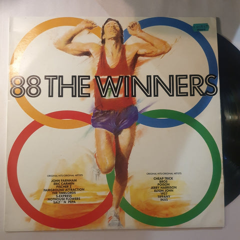 Various, '88 The Winners LP (2nd Hand)