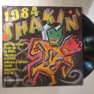Various, Shakin 1984 LP (2nd Hand)
