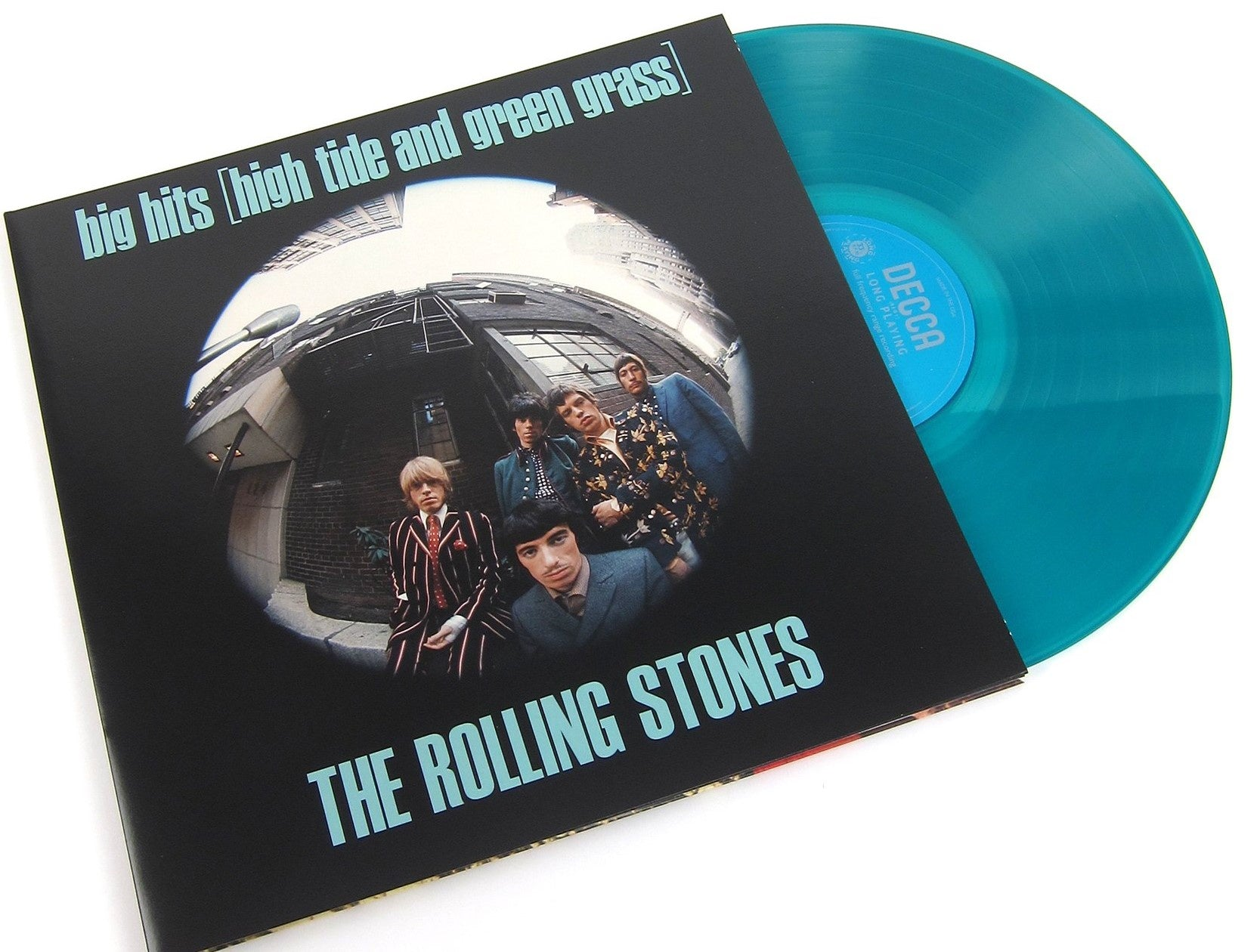 NEW - Rolling Stones (The), High Tide Green Grass Ltd Ed (Green LP)