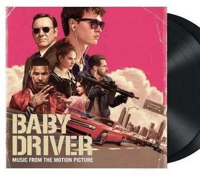 NEW - Soundtrack, Baby Driver OST 2LP