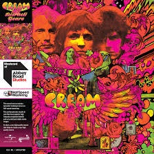 NEW (Euro) - Cream, Disraeli Gears (Half Speed Mastered) LP