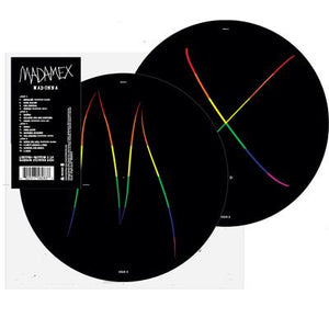 NEW - Madonna, Madame X  Rainbow Pic Disc 2LP