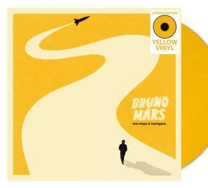 NEW - Bruno Mars, Doo-Wops & Hooligans Yellow 2LP
