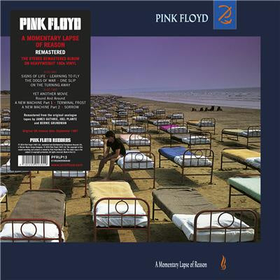 NEW - Pink Floyd, A Momentary Lapse of Reason LP