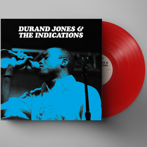 NEW - Durand Jones, Self Titled - Red LP